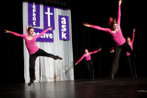 Dance Concert – Stress or Joy?